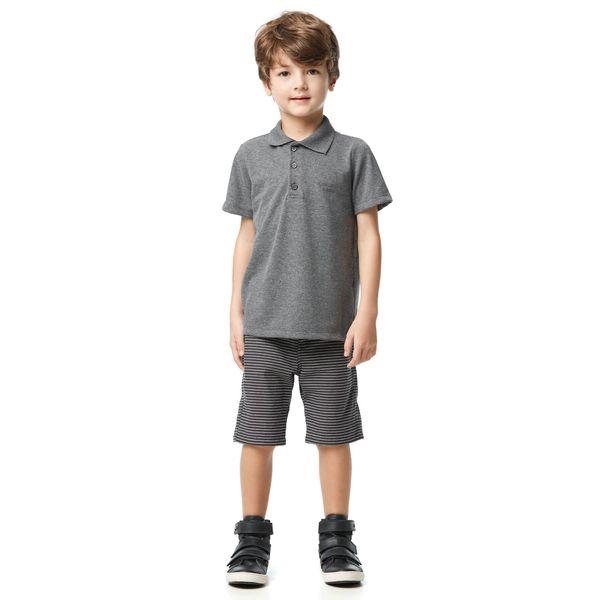 Bermuda-Infantil-Masculina