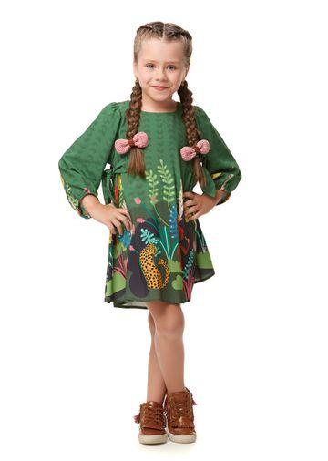 Vestido-Infantil